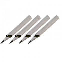 ART. 890078 - Set 4 Punte Coniche da 1mm - WS-929A Melchioni - 79-1116