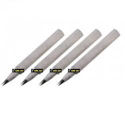 ART. 890079 - Set 4 Punte piatte da 2mm - WS-937 Melchioni - 79-1146