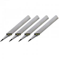 ART. 890113 - Set 4 Punte a scalpello da 0,5mm - WS-931 Melchioni- 79-1156